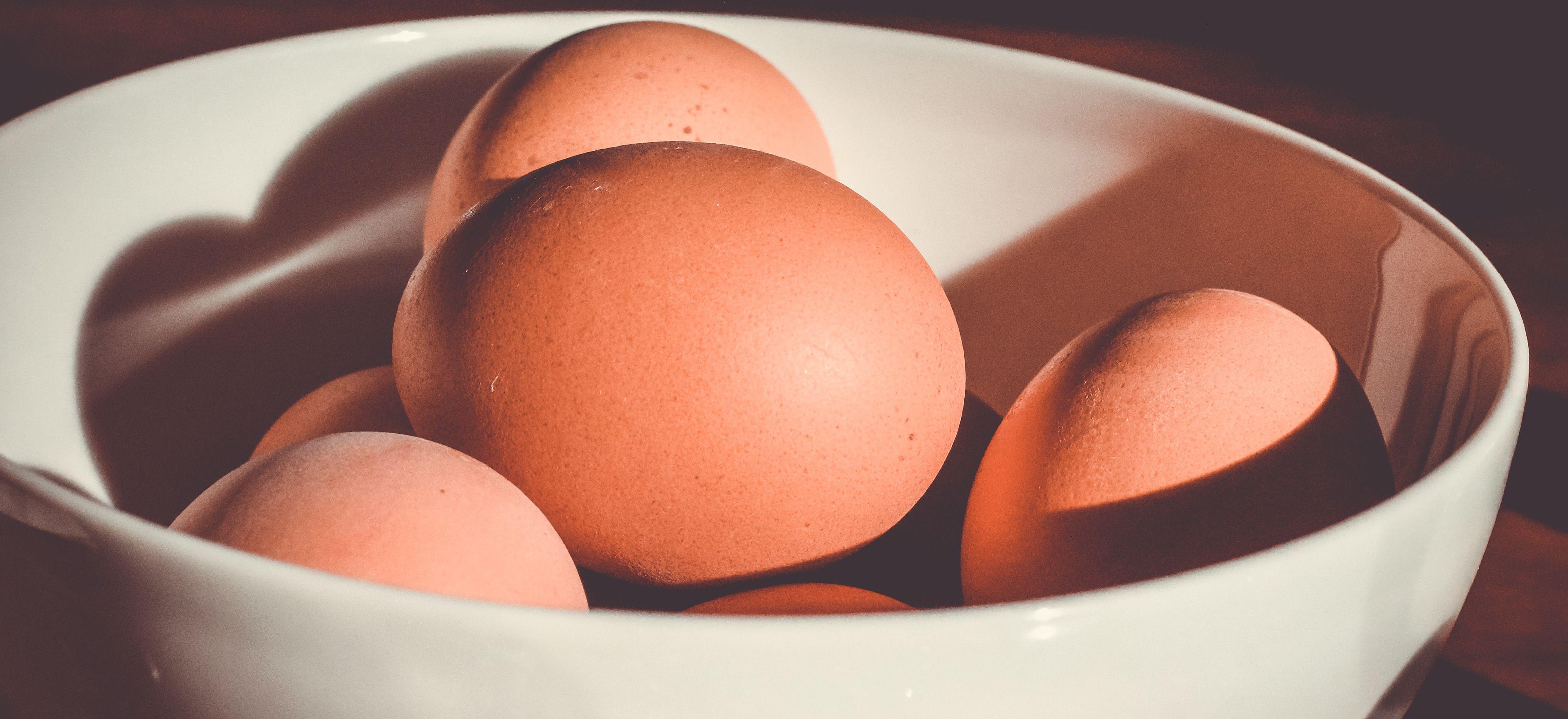 Infographic: zo herken je een bedorven ei
