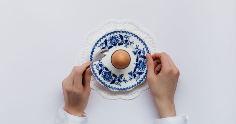 De voedingswaarde van een gekookt ei