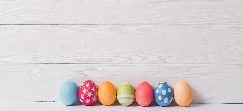 Waarom eten we eigenlijk eieren met Pasen?