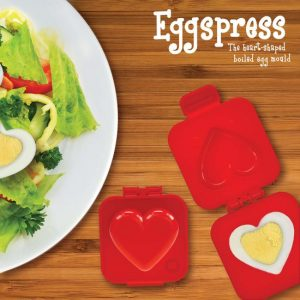Eggpress Hartvorm