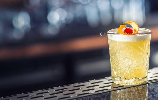 Boston Sour cocktail: verrassend verfrissend