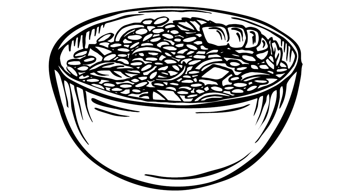 Fried Rice Rice Baby