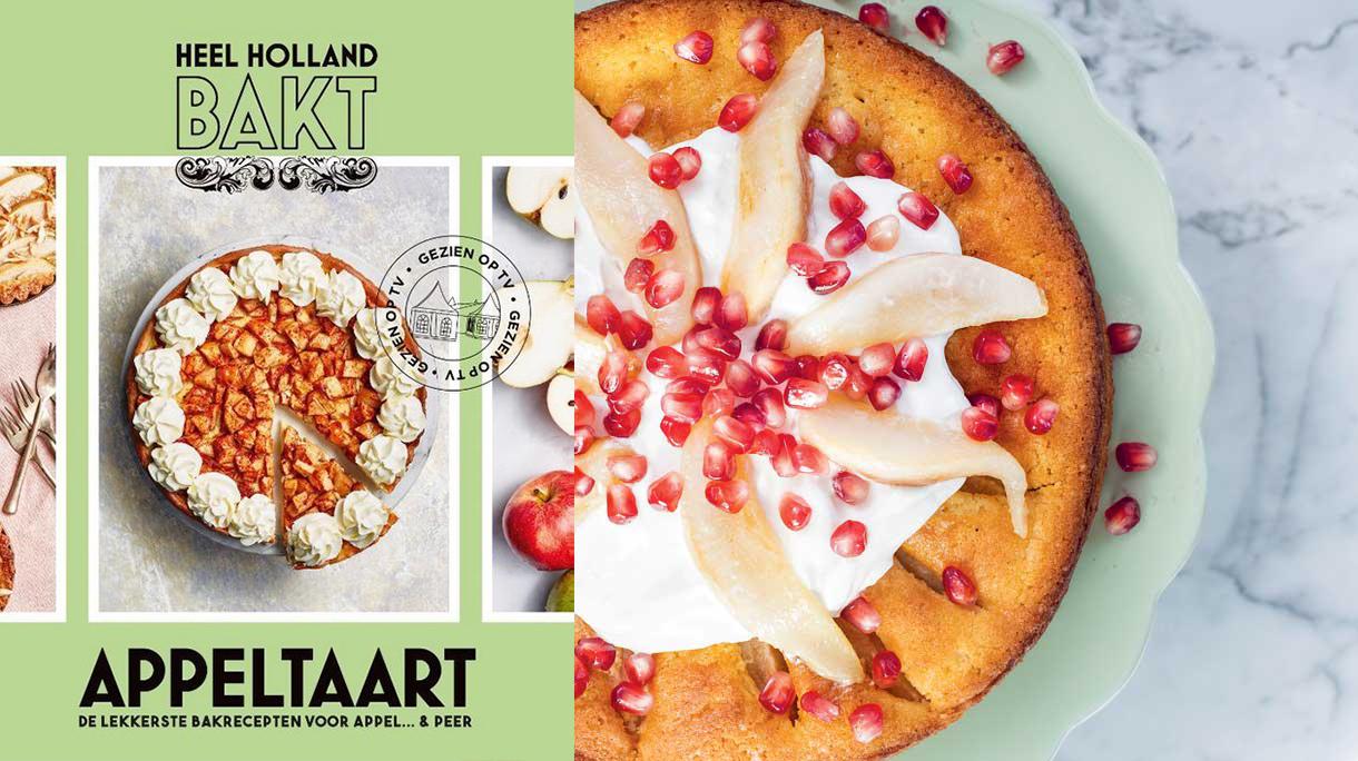 Heel Holland bakt… appeltaart