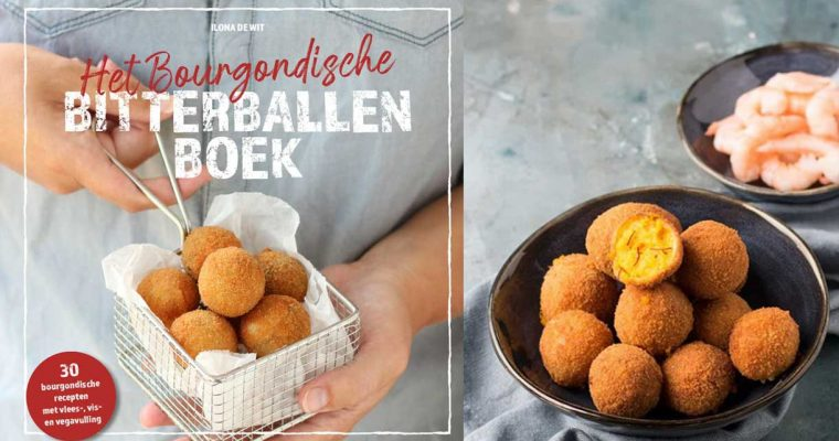 Het Bourgondische bitterballenboek: haute friture ten top