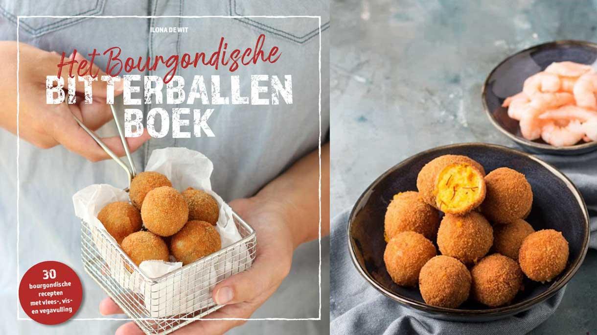 Het Bourgondische bitterballenboek: haute friture ten top