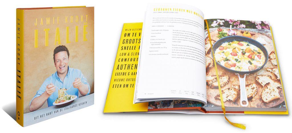 Jamie - populairste kookboeken