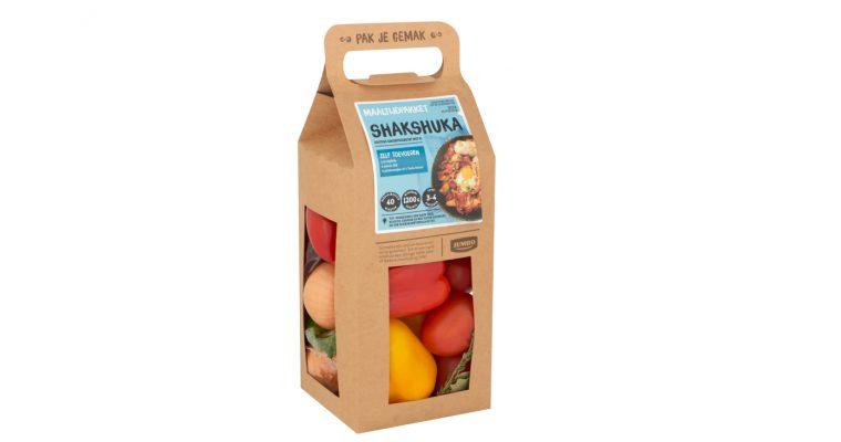 Belangrijke veiligheidswaarschuwing Shakshuka maaltijdpakket Jumbo