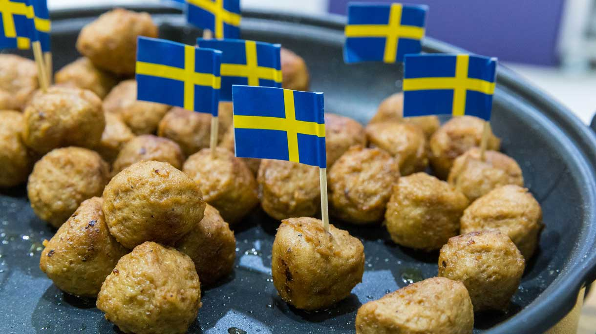 Zelf maken: Ikea's Zweedse gehaktballetjes
