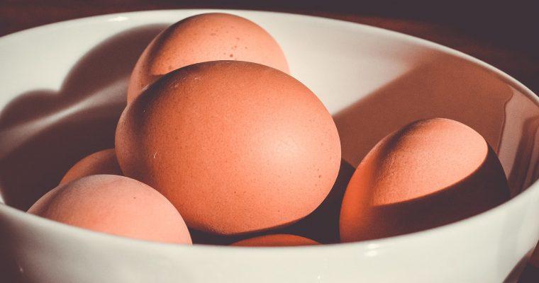 3 goede redenen om je eieren altijd te laten schrikken