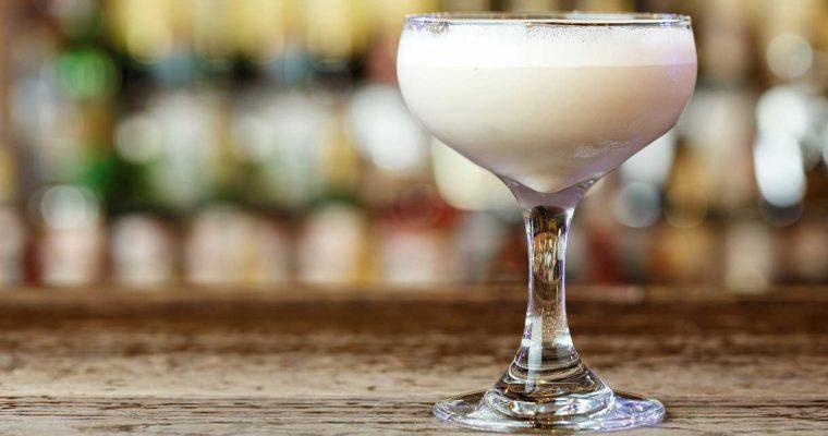 Brandy flip cocktail: zacht en romig