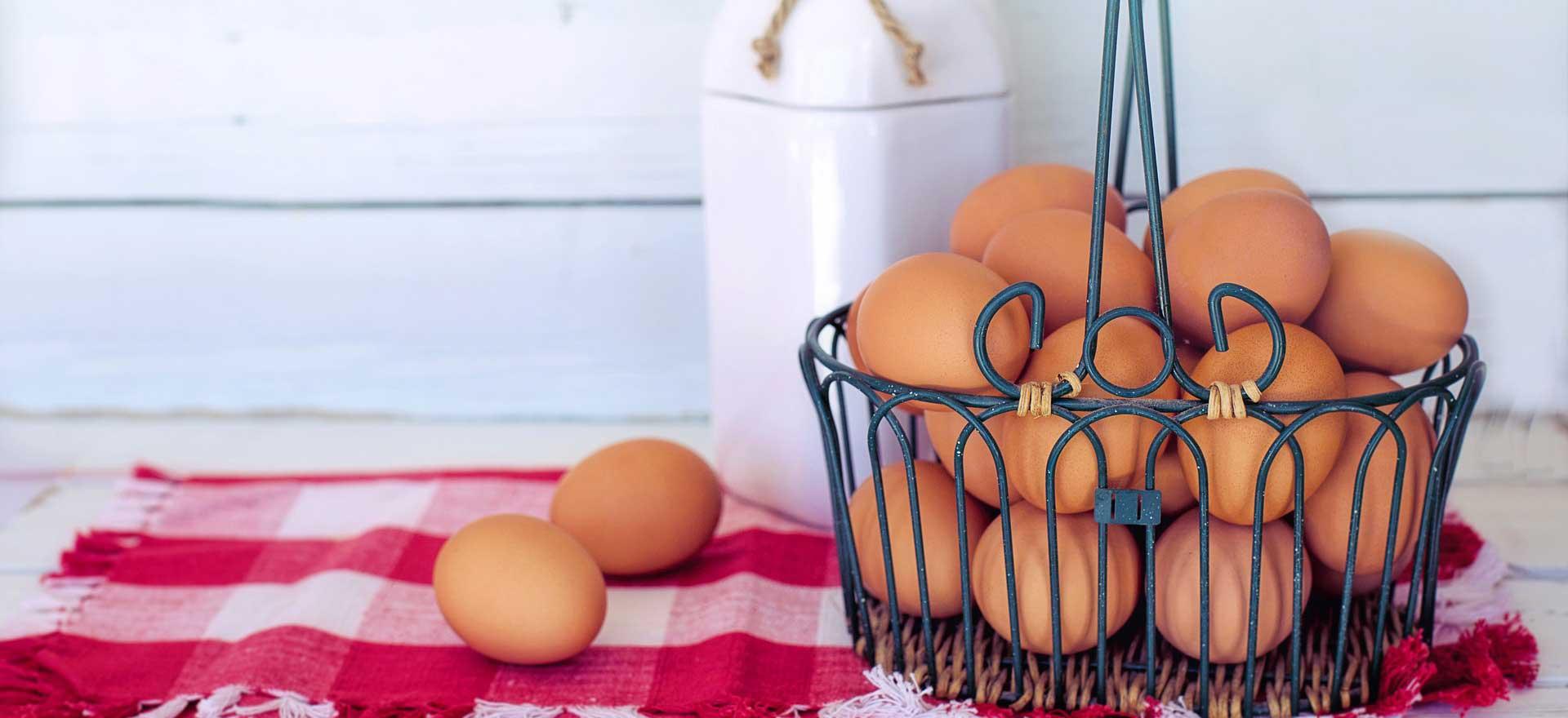 Waarom je van eieren beter gaat slapen