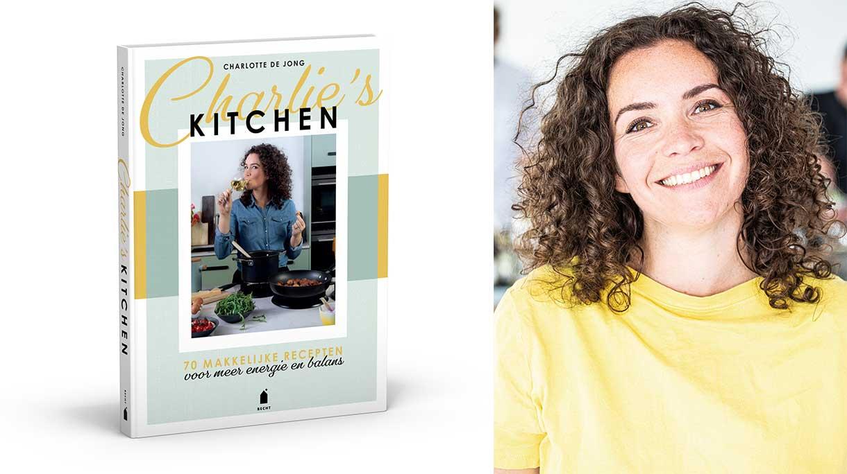 Charlie's Kitchen: recepten voor meer energie en balans