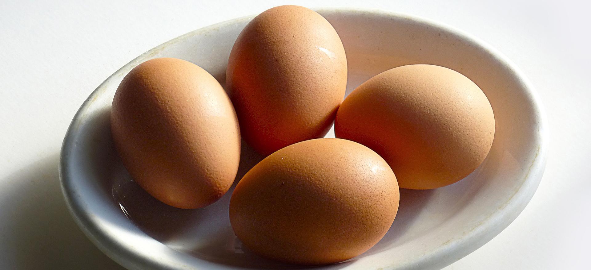 Iedere dag een ei. Mag dat?