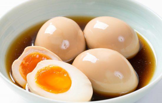 Sojasaus-eieren: lekker als topping of snack