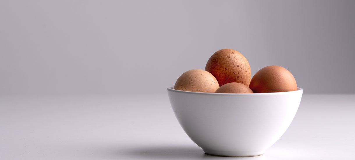 Bevatten eieren koolhydraten?