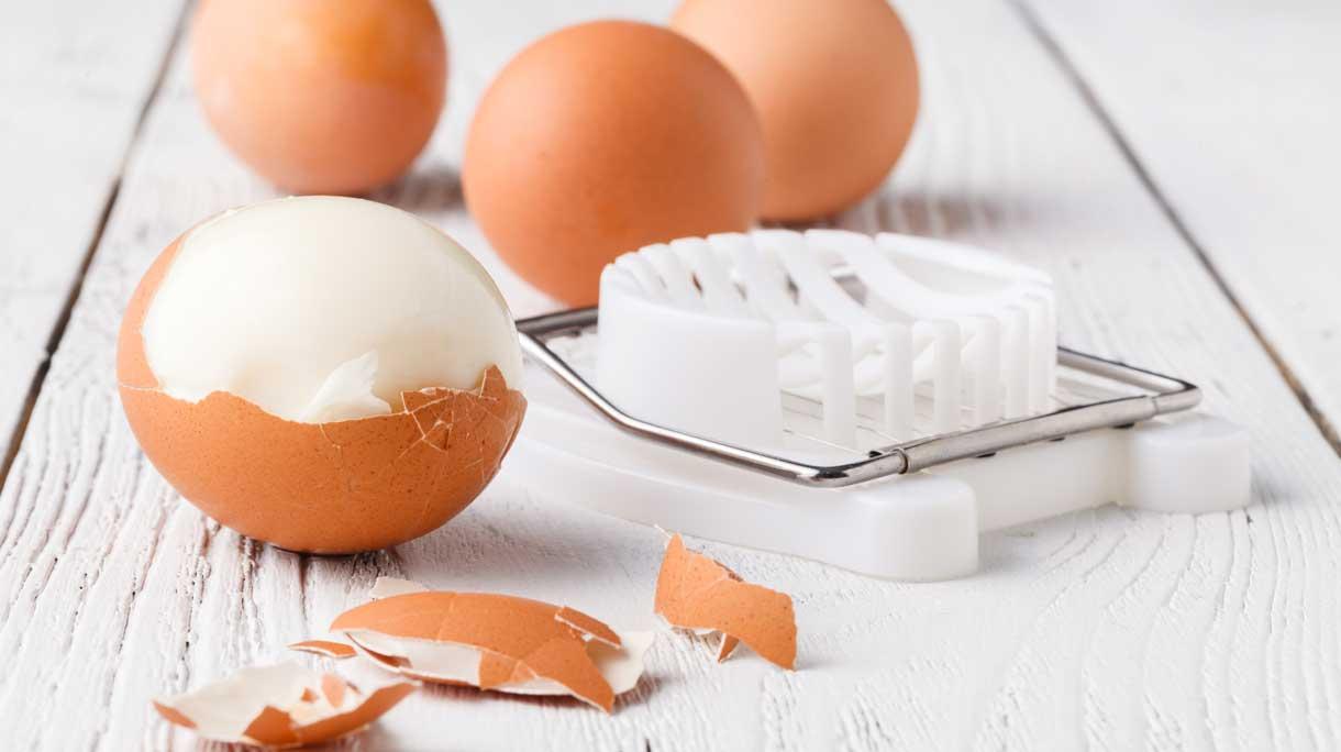 Dit zijn de 7 beste eiersnijders