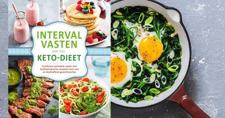 Intervalvasten met het keto-dieet: slim en sneller afvallen