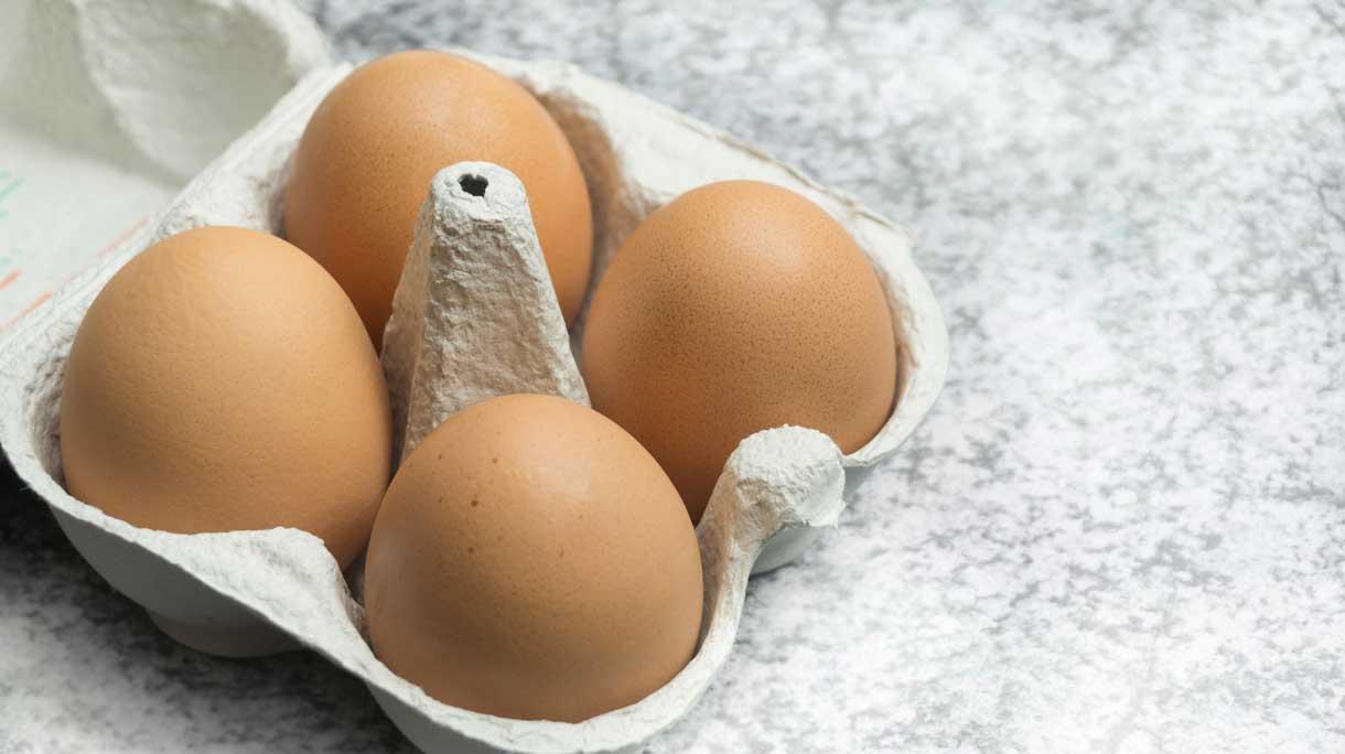 Mysterie: waar zijn de kleine eierdozen in de supermarkt gebleven?