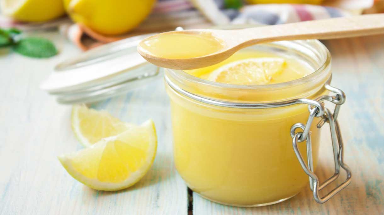 Lemon curd: bizar lekkere topping