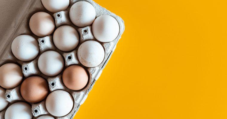Passen eieren in het dopamine-dieet?