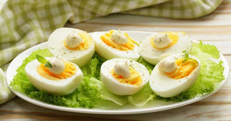 Oeuf mayonnaise (L'oeuf mayo)