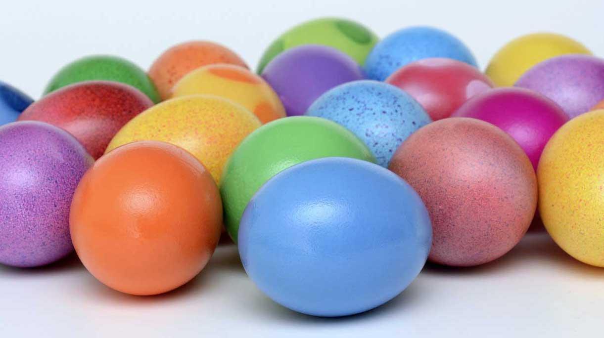 Nederlander eet de helft meer eieren met Pasen