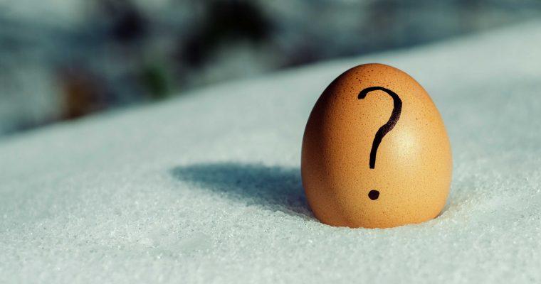 Kun je bevroren eieren veilig eten?