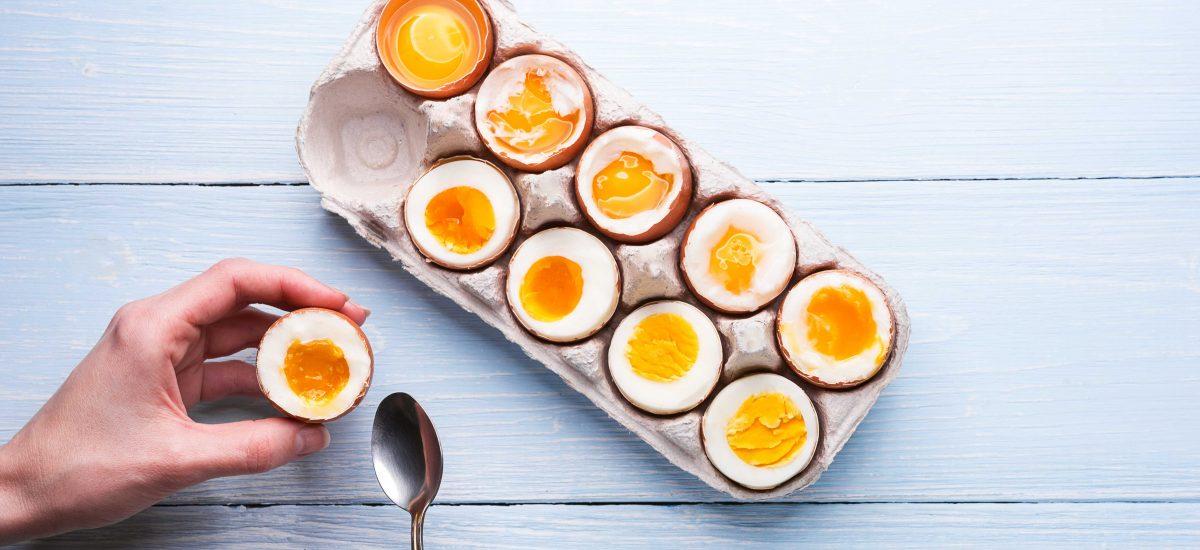 Hoe kook je het perfecte ei in de stoomoven
