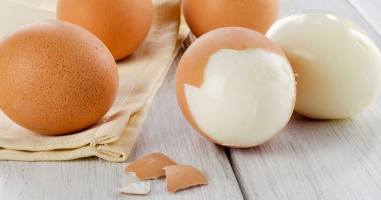 Hoe lang kun je gekookte eieren bewaren? (en hoe?)