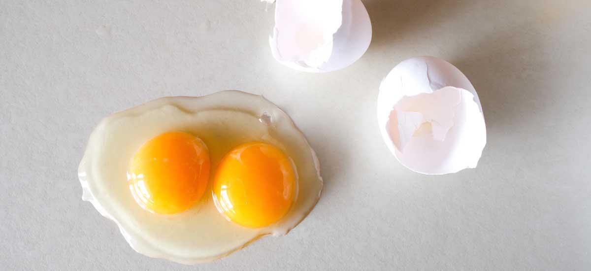 Wat is een dubbeldooier? En kun je ze veilig eten?