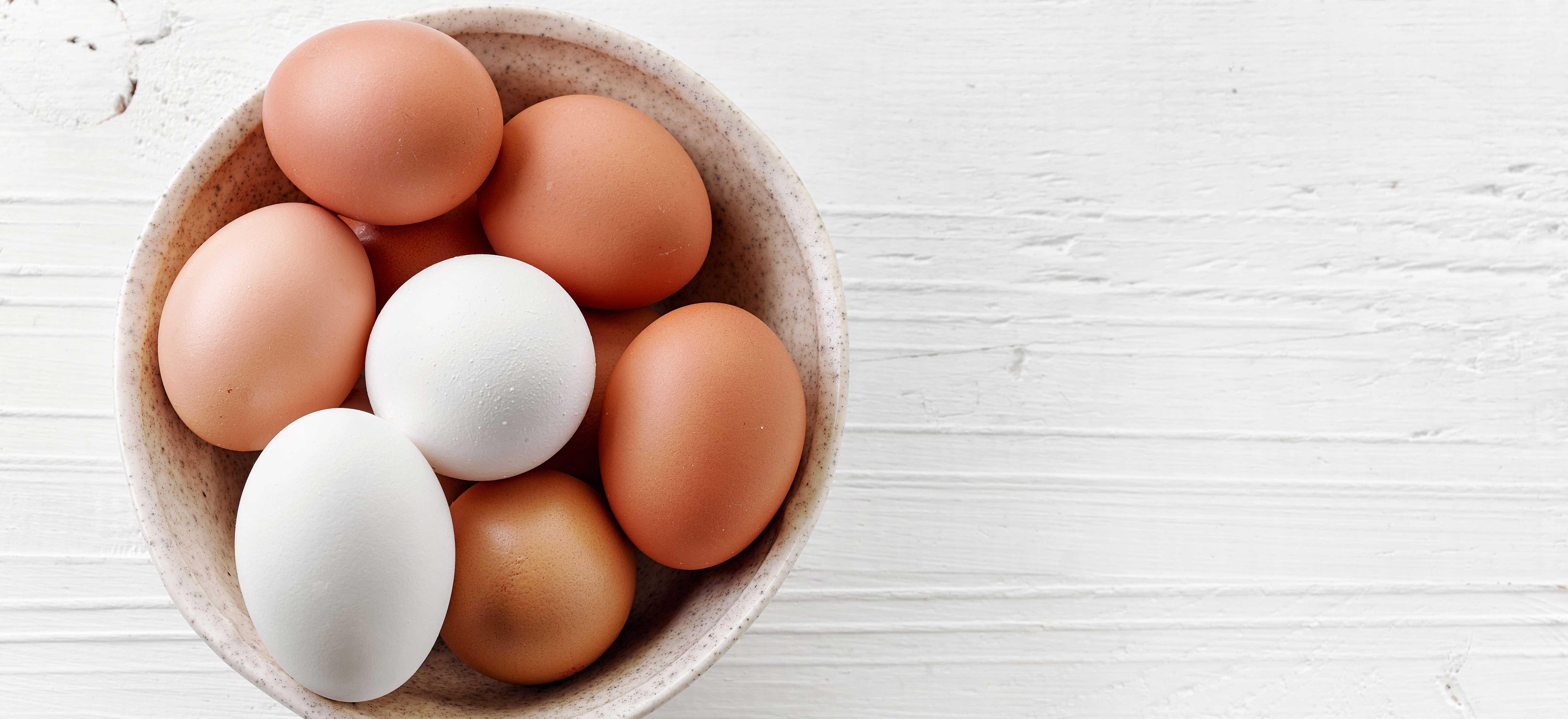 Moet je eieren in de koelkast bewaren?