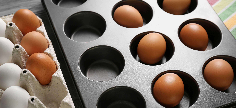 Hoe kook je het perfecte ei in de oven?