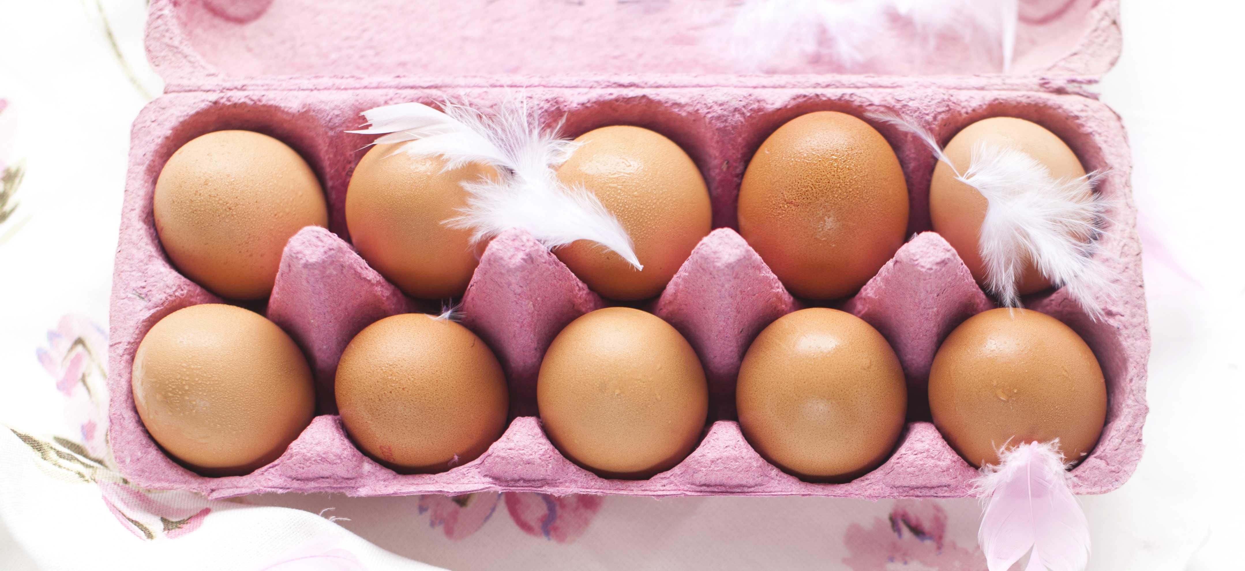Donsveertjes tussen je eieren: een marketingtruc?