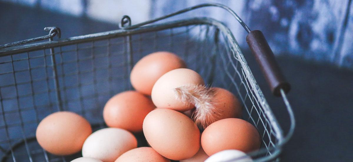 IRI: '2 op 3 verkochte supermarkteieren hebben Beter Leven keurmerk'