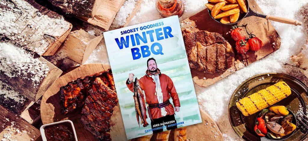 winter bbq: populairste kookboeken