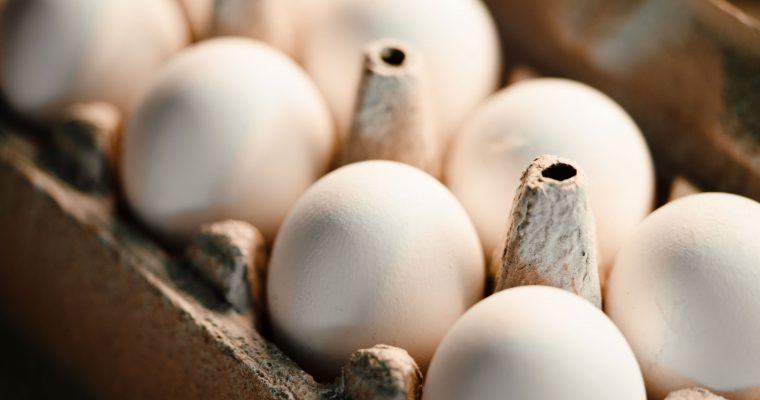 Moet je eieren wassen voor gebruik?